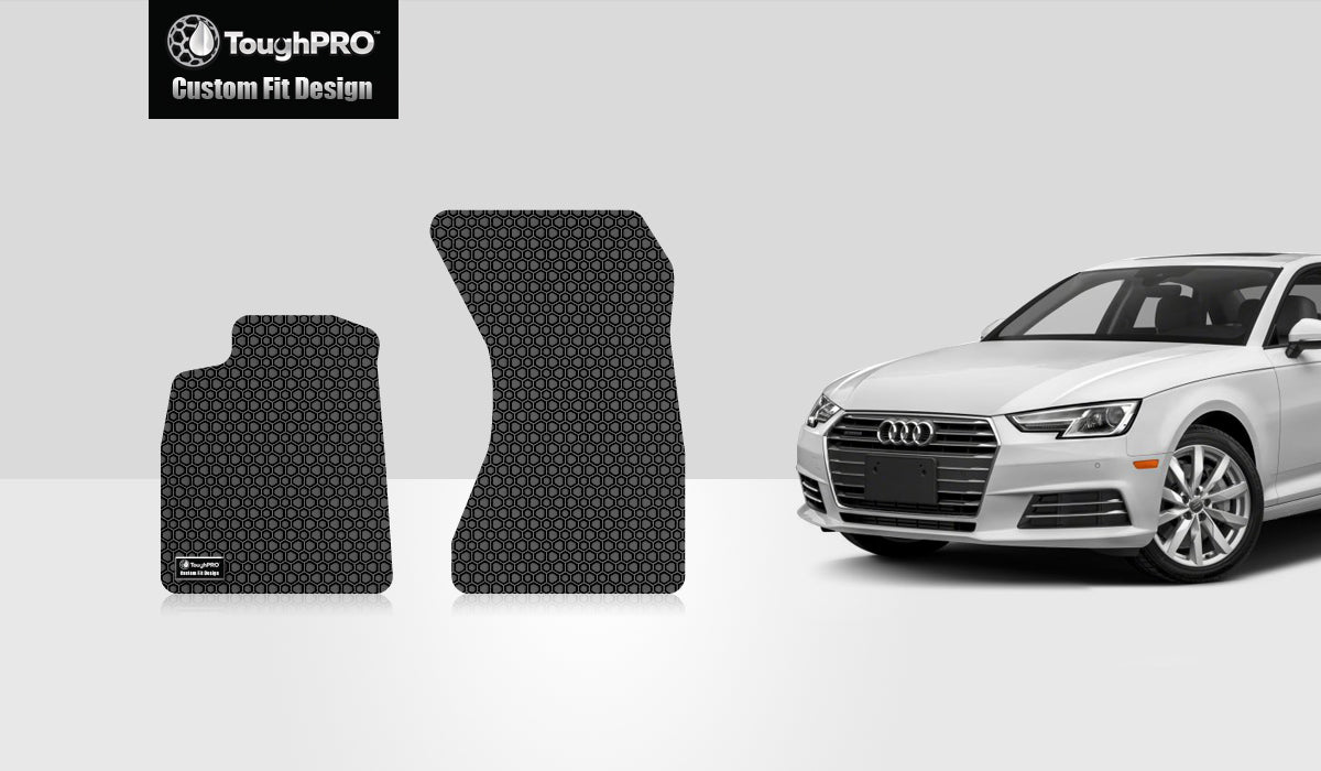 AUDI A4 2017 Two Front Mats