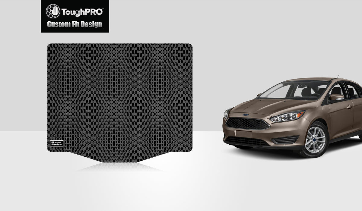 FORD Focus 2012 Trunk Mat Not For Focus RS Model