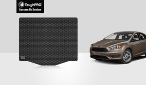 FORD Focus 2014 Trunk Mat Not For Focus RS Model