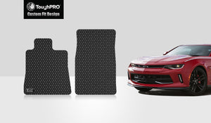 CHEVROLET Camaro 2016 Two Front Mats
