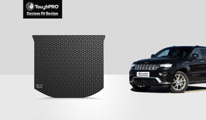 JEEP Grand Cherokee 2015 Cargo Mat