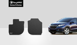 HONDA HR-V 2018 Two Front Mats