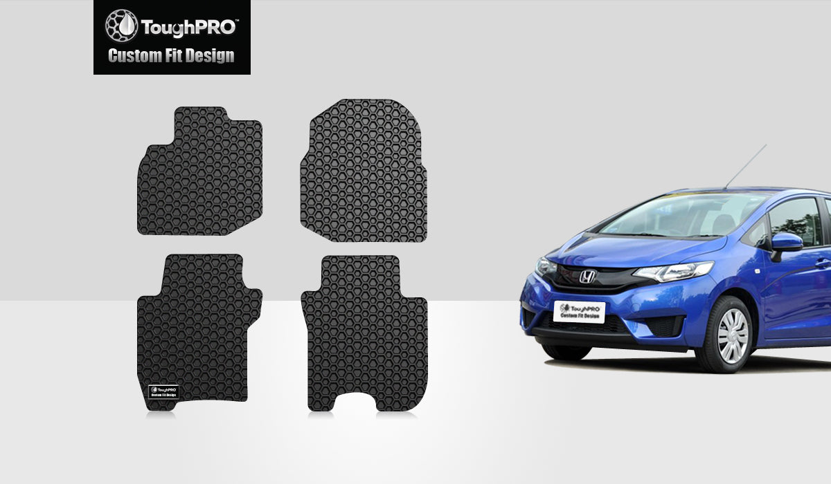 HONDA Fit 2011 Floor Mats Set