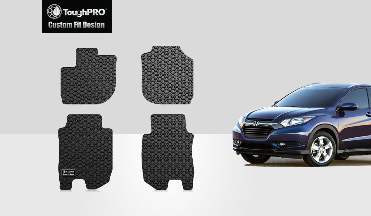HONDA Fit 2015 Floor Mats Set