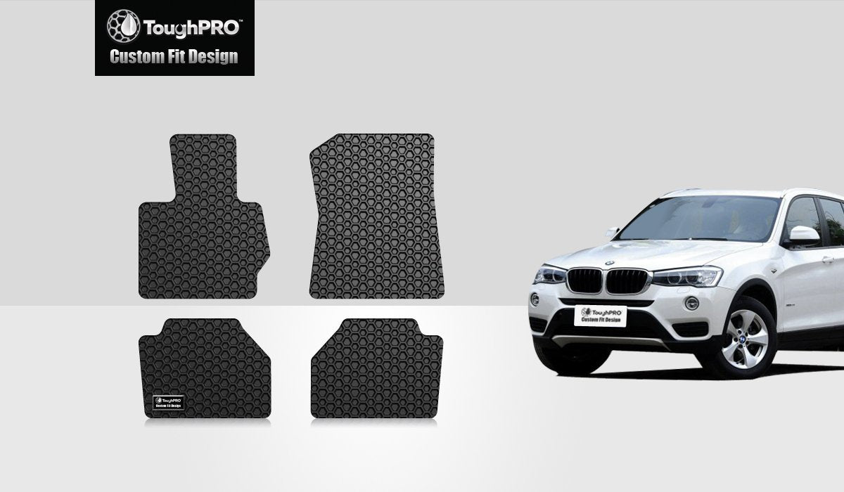 BMW X3 2017 Floor Mats Set
