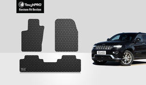 JEEP Grand Cherokee 2013 1st & 2nd Row