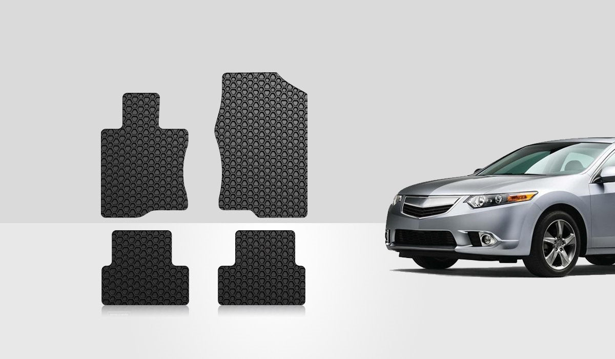 ACURA TSX 2014 Floor Mats Set