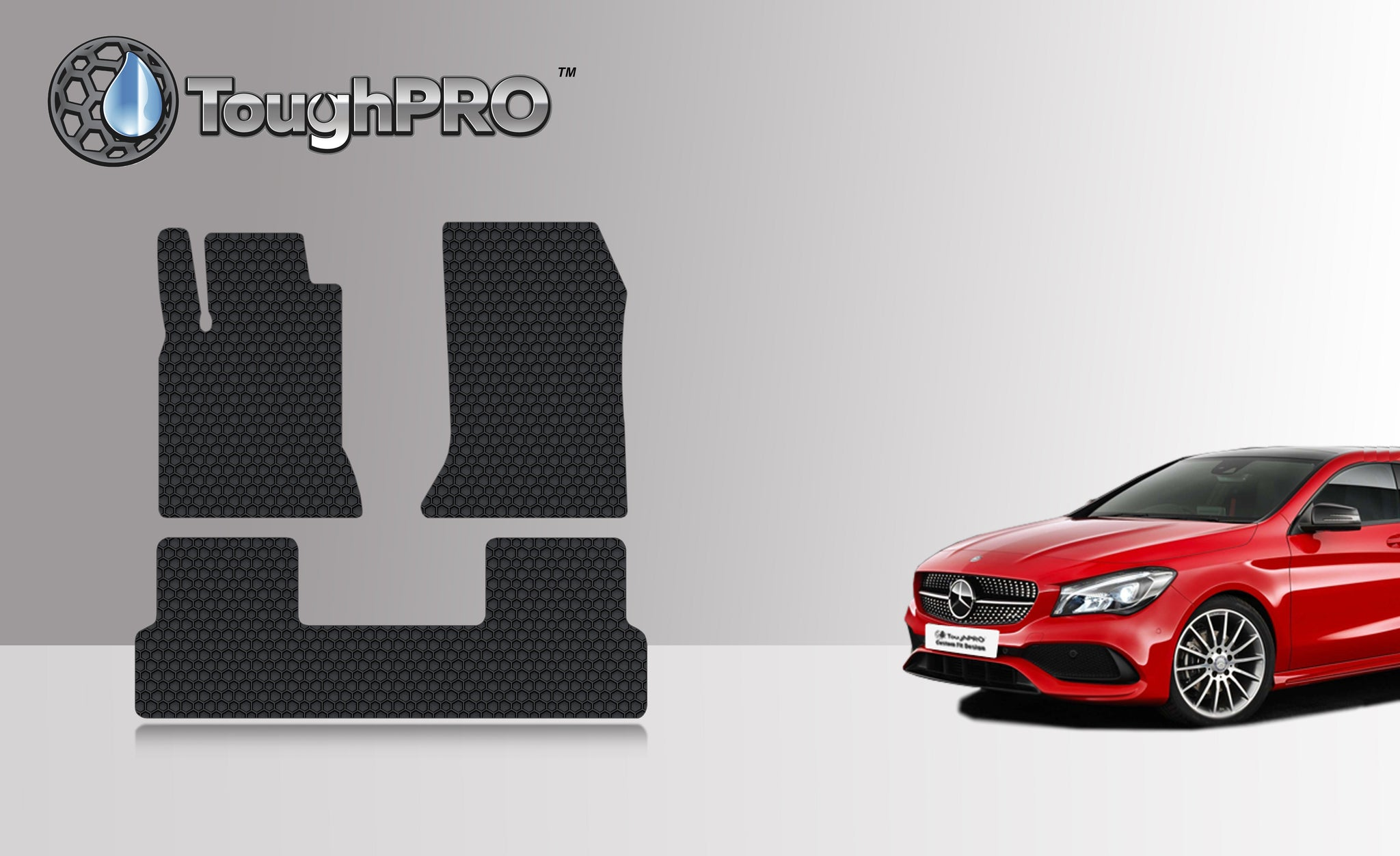 MERCEDES-BENZ CLA45 AMG 2017 1st & 2nd Row