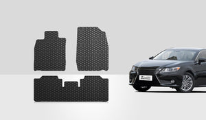 LEXUS ES350 2015 Floor Mats Set