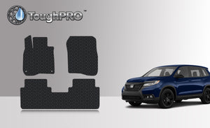 HONDA Passport 2020 1st & 2nd Row