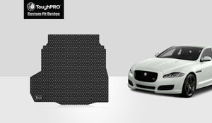 JAGUAR XF 2015 Trunk Mat Rear Wheel Drive