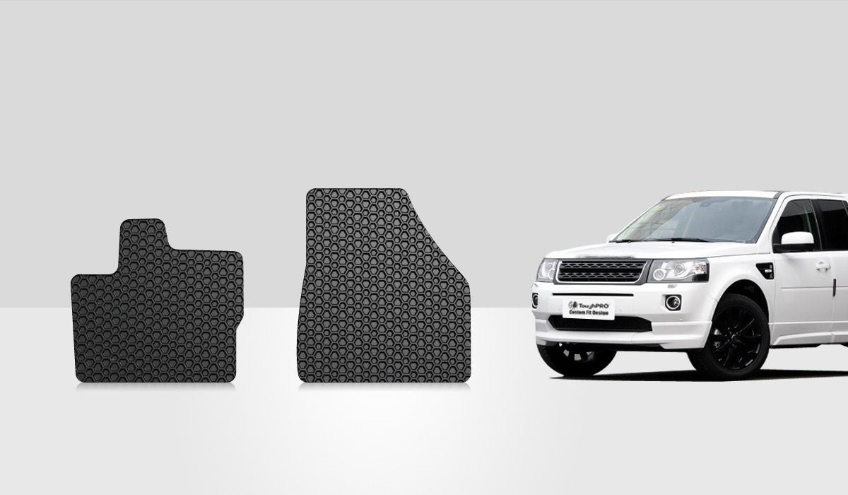 LAND ROVER  / RANGE ROVER LR2 2012 Two Front Mats