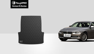 BMW 320i 2015 Trunk Mat (Not Plug-in Hybrid & Sports Wagon) xDrive (All Wheel Drive) & Sedan Model