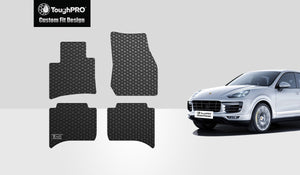 PORSCHE Cayenne 2016 1st & 2nd Row