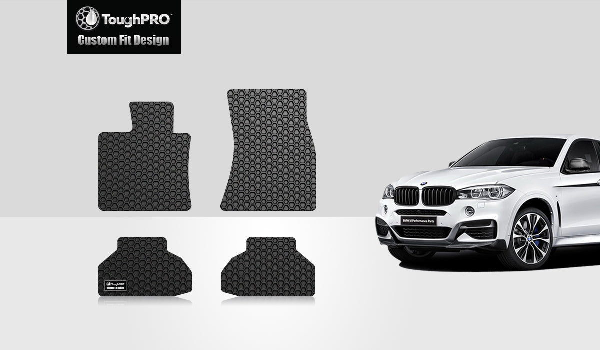 BMW X6 2016 Floor Mats Set