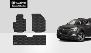 CHEVROLET Equinox 2018 Floor Mats Set