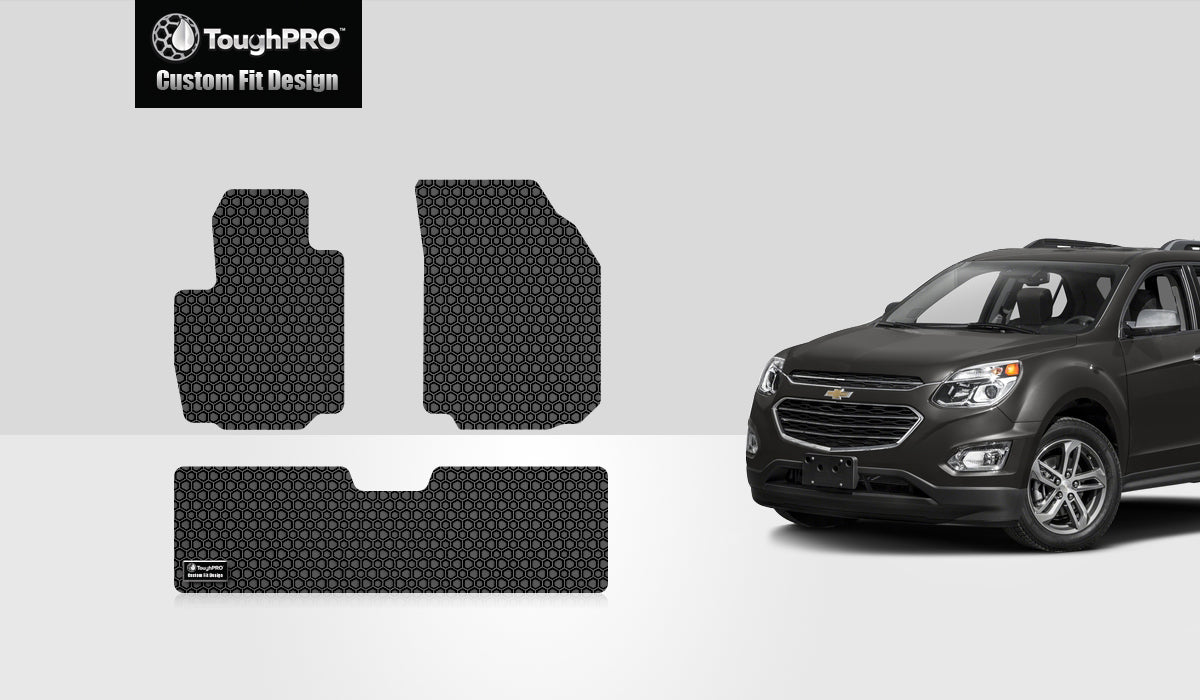 CHEVROLET Equinox 2019 1st & 2nd Row