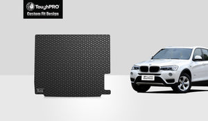 BMW X3 2016 Trunk Mat