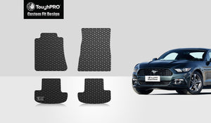 FORD Mustang 2016 Floor Mats Set