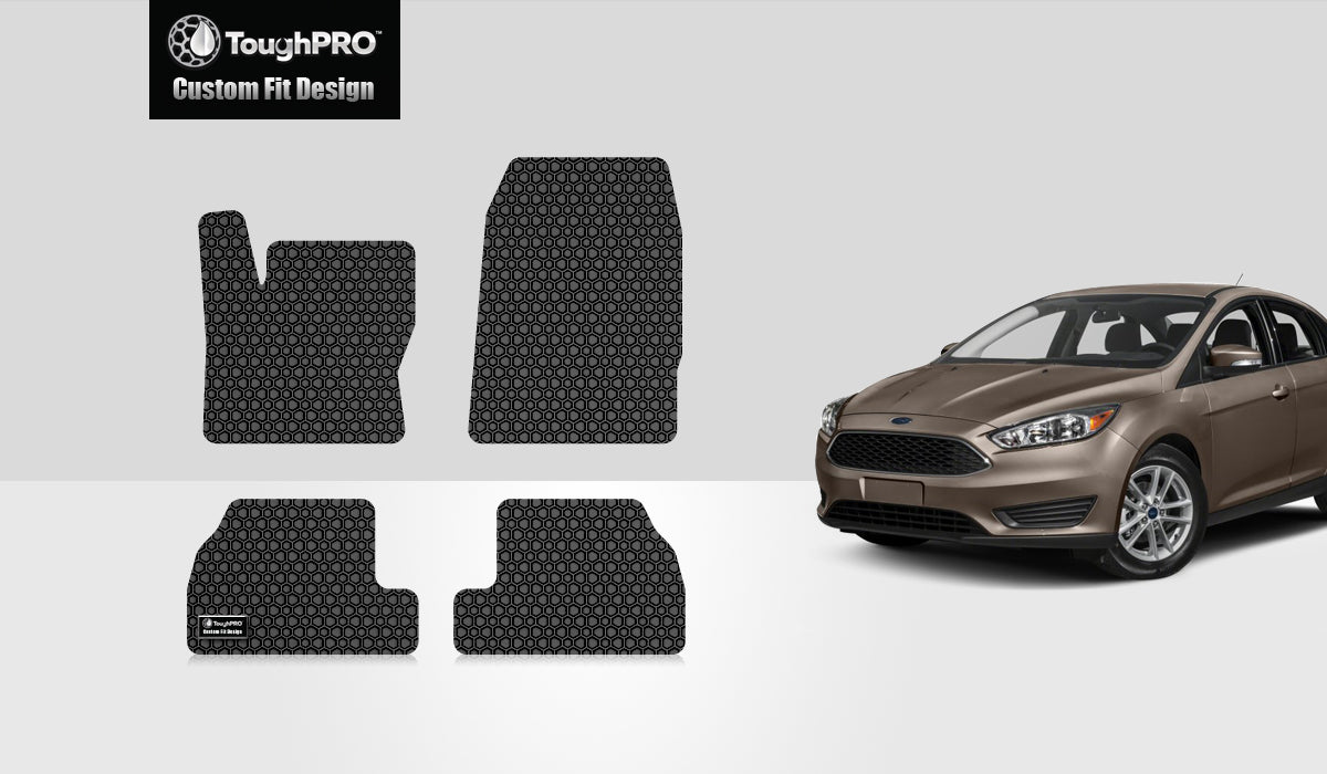 FORD Focus 2018 Floor Mats Set Not For Focus RS Model