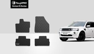 LAND ROVER  / RANGE ROVER LR2 2014 1st & 2nd Row