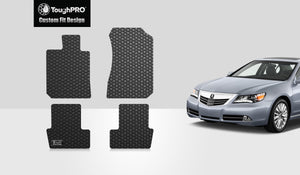 ACURA RL 2011 Floor Mats Set
