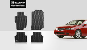 ACURA TSX 2004 Floor Mats Set
