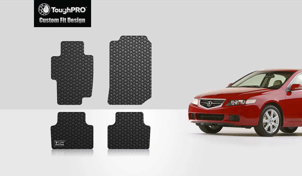 ACURA TSX 2008 Floor Mats Set