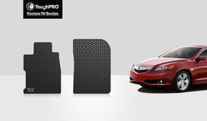 ACURA ILX 2014 Two Front Mats