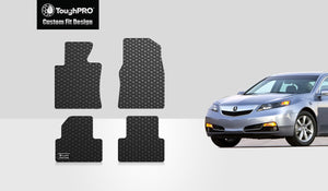ACURA TL 2011 Floor Mats Set