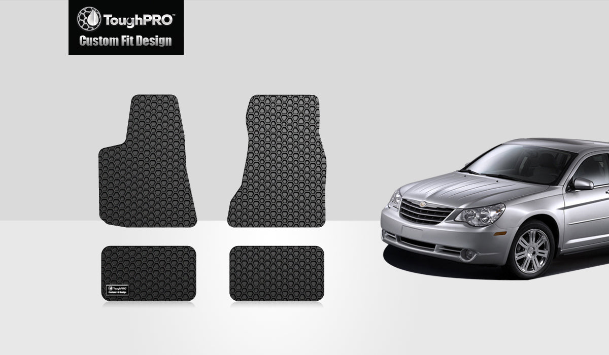 CHRYSLER Sebring 2008 Floor Mats Set
