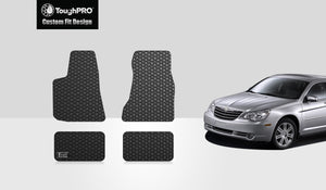 CHRYSLER Sebring 2009 Floor Mats Set