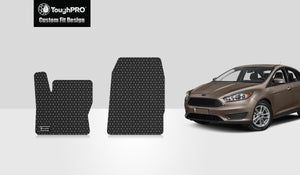 FORD Focus 2015 Two Front Mats Not For Focus RS Model