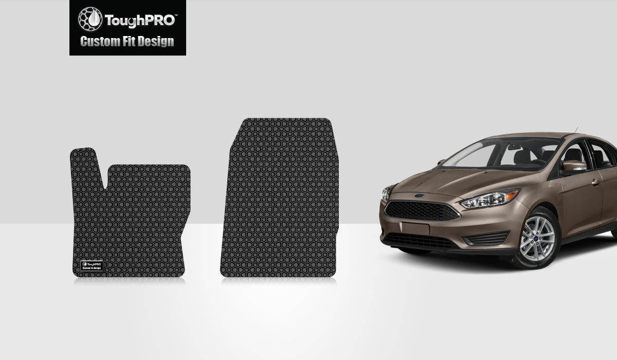 FORD Focus 2016 Two Front Mats Not For Focus RS Model