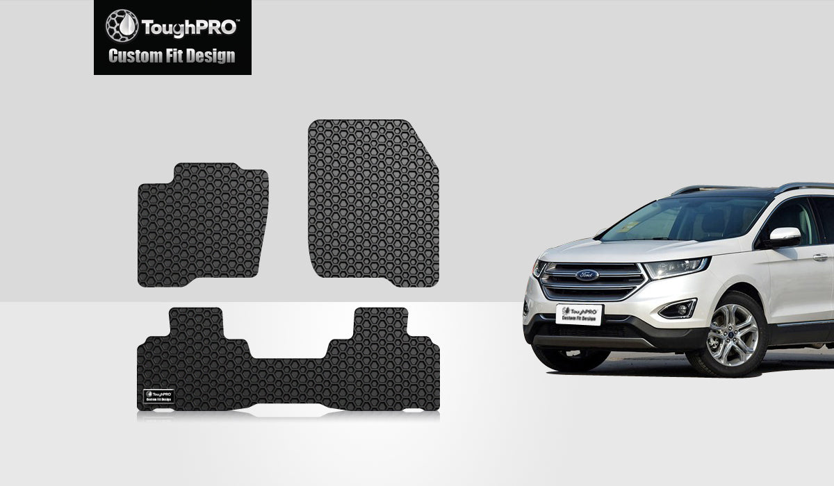 FORD Edge 2017 Floor Mats Set