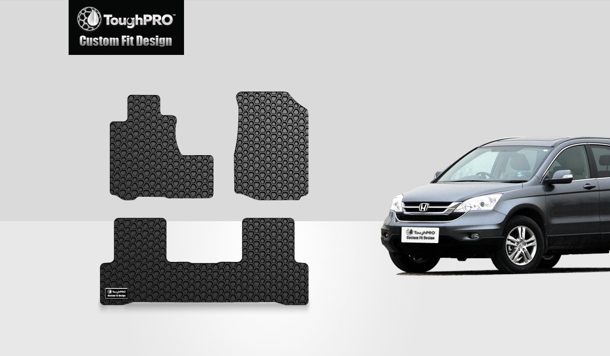 HONDA CRV 2008 Floor Mats Set