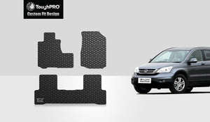 HONDA CRV 2011 Floor Mats Set