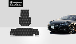 TESLA Model S 2013 Frunk Mat And Storage Mat
