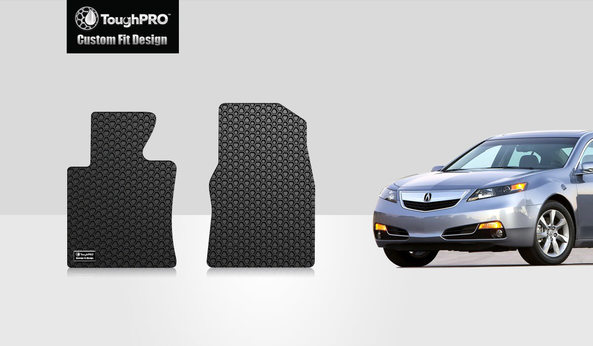 ACURA TL 2014 Two Front Mats
