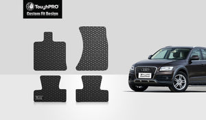 AUDI Q5 2012 1st & 2nd Row