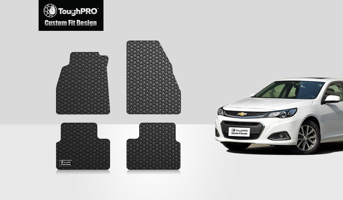 CHEVROLET Malibu 2016 Floor Mats Set Limited Model