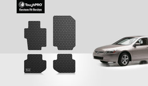 HONDA Accord 2004 Floor Mats Set