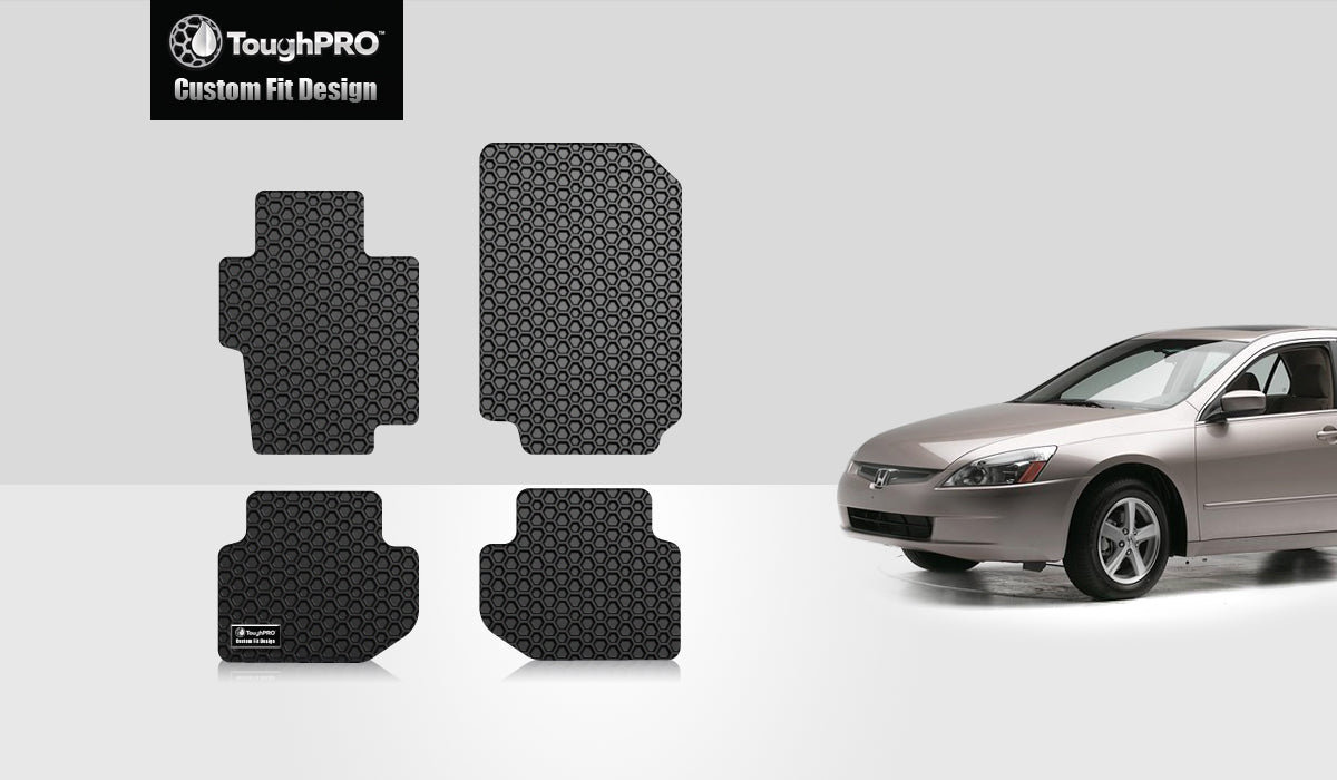 HONDA Accord 2005 Floor Mats Set