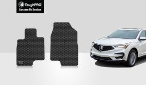 ACURA RDX 2019 Two Front Mats