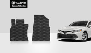 TOYOTA Camry 2019 Two Front Mats Standard