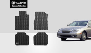 LEXUS ES330 2002 Floor Mats Set