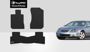 ACURA RL 2008 Floor Mats Set