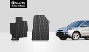 ACURA RDX 2012 Two Front Mats