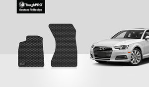 AUDI S4 2017 Two Front Mats