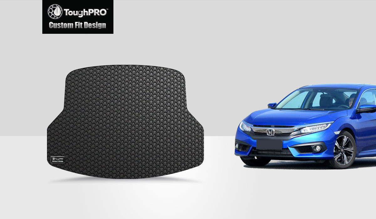 HONDA Civic SI 2018 Trunk Mat Sedan Model